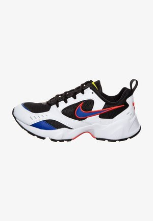 AIR HEIGHTS - Sneakers basse - black / hyper blue / white / track red