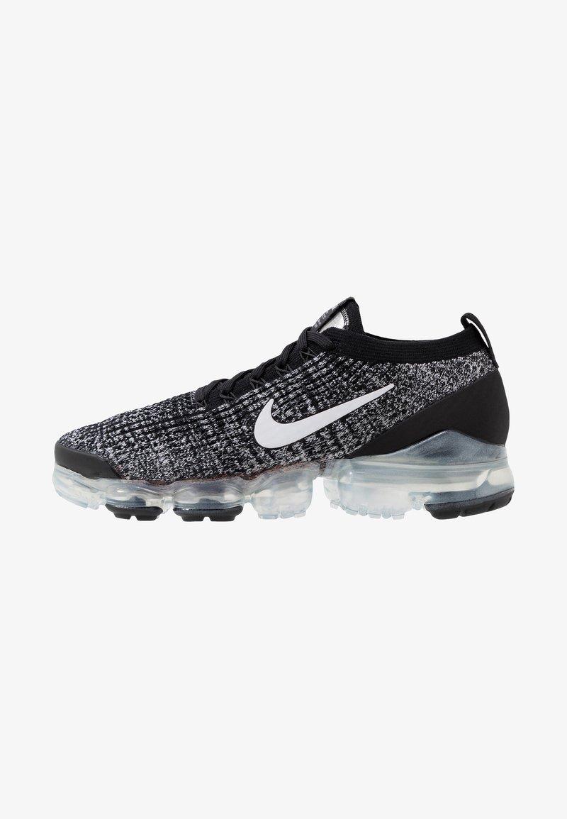 Nike Sportswear - AIR VAPORMAX FLYKNIT - Zapatillas - black/white/metallic silver