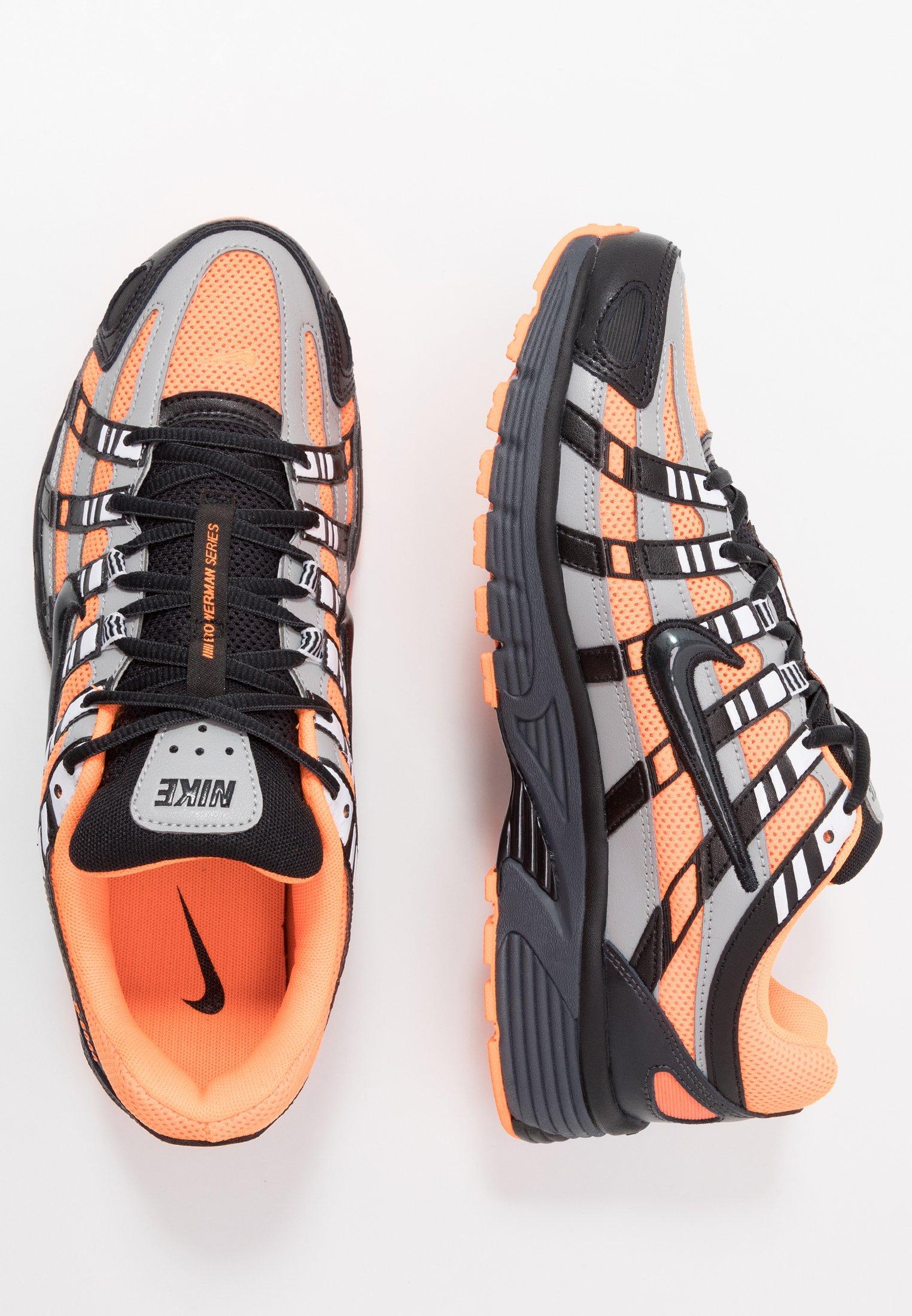 Nike Sportswear P 6000 Baskets basses total orangeblack