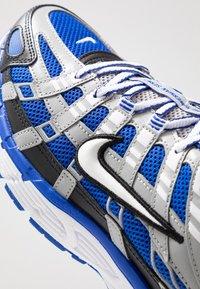 Nike Sportswear - P-6000 - Sneakers - racer blue/white/black/flat silver - 5