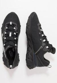 Nike Sportswear - REACT 55 - Sneakers - black/anthracite - 2