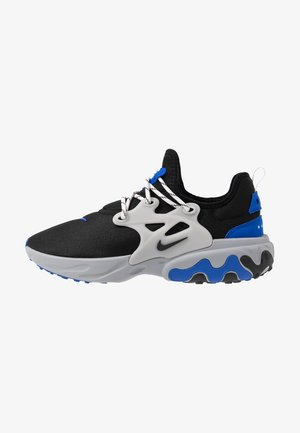 REACT PRESTO - Sneakers - black/racer blue/atmosphere grey