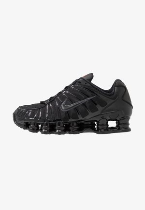 Nike Shox TL Herrenschuh - Sneaker low - black/metallic hematite/max orange