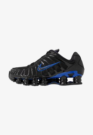 SHOX TL - Sneakers laag - black/racer blue