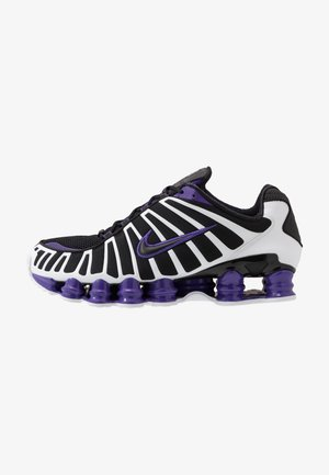 SHOX TL - Tenisky - black/court purple/white