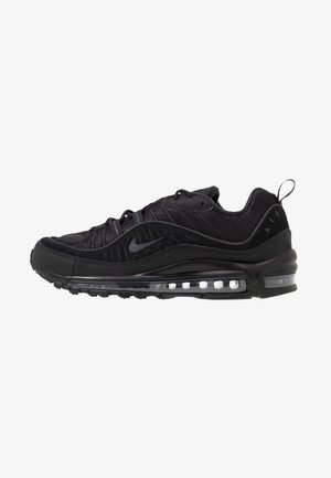 AIR MAX 98 - Matalavartiset tennarit - black/anthracite