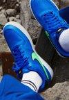 Nike Sportswear - AIR FORCE 1 '07 LV8  - Baskets basses - court purple/black/green strike/white