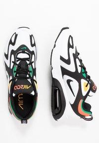 Nike Sportswear - AIR MAX 200 - Sneakers - white/black/bright crimson/university gold/lucid green - 2