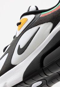 Nike Sportswear - AIR MAX 200 - Sneakers - white/black/bright crimson/university gold/lucid green - 8