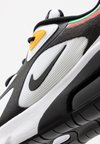 Nike Sportswear - AIR MAX 200 - Sneaker low - white/black/bright crimson/university gold/lucid green