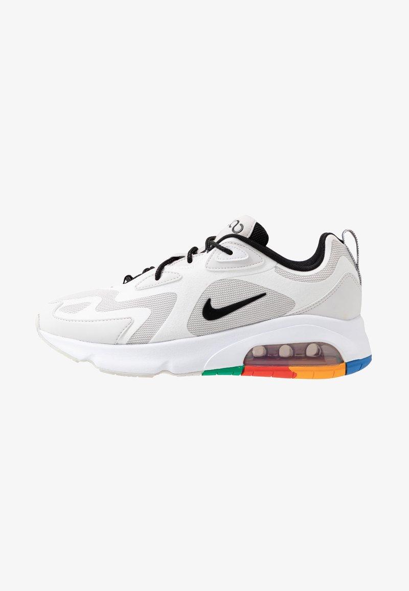 Nike Sportswear - AIR MAX 200 - Sneakers laag - vast grey/black/white/pacific blue/habanero red/kumquat