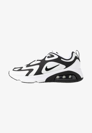 AIR MAX 200 - Sneakers - white/black/anthracite