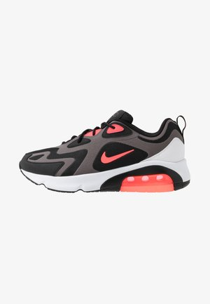 AIR MAX 200 - Zapatillas - thunder grey/hot punch/black/wolf grey
