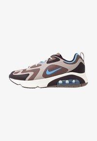 Nike Sportswear - AIR MAX 200 - Sneakers laag - plum eclipse/universe blue/pumice/burgundy ash/sail - 0