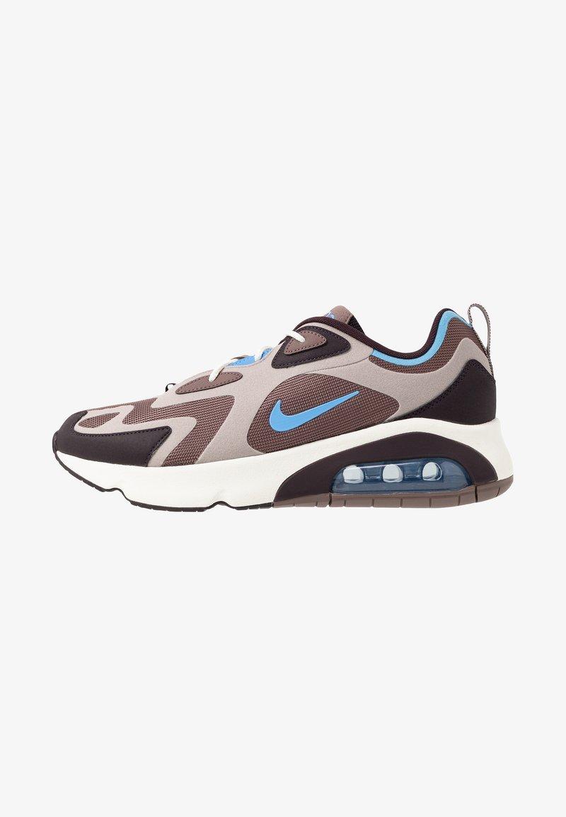 Nike Sportswear - AIR MAX 200 - Sneakers laag - plum eclipse/universe blue/pumice/burgundy ash/sail