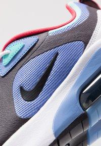 Nike Sportswear - AIR MAX 200 - Tenisky - royal pulse/oil grey/light aqua/ember glow/chrome yellow/white - 5