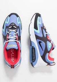 Nike Sportswear - AIR MAX 200 - Tenisky - royal pulse/oil grey/light aqua/ember glow/chrome yellow/white - 1