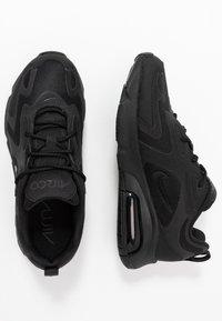 Nike Sportswear - AIR MAX 200 - Sneakers laag - black - 1
