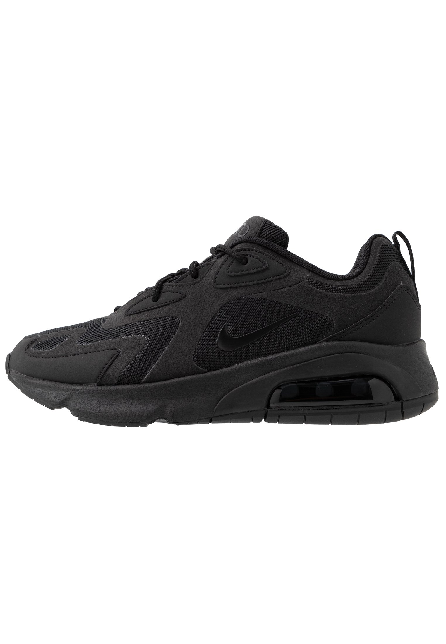 AIR MAX 200 - Sneakers laag - black