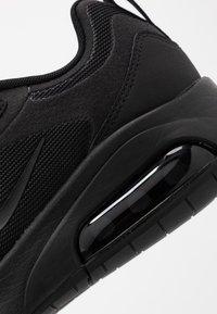Nike Sportswear - AIR MAX 200 - Sneakers laag - black - 5