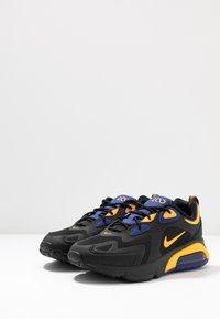 Nike Sportswear - AIR MAX 200 - Trainers - black - 2