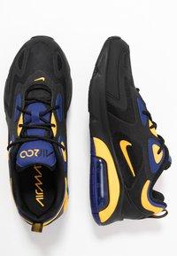 Nike Sportswear - AIR MAX 200 - Trainers - black - 1