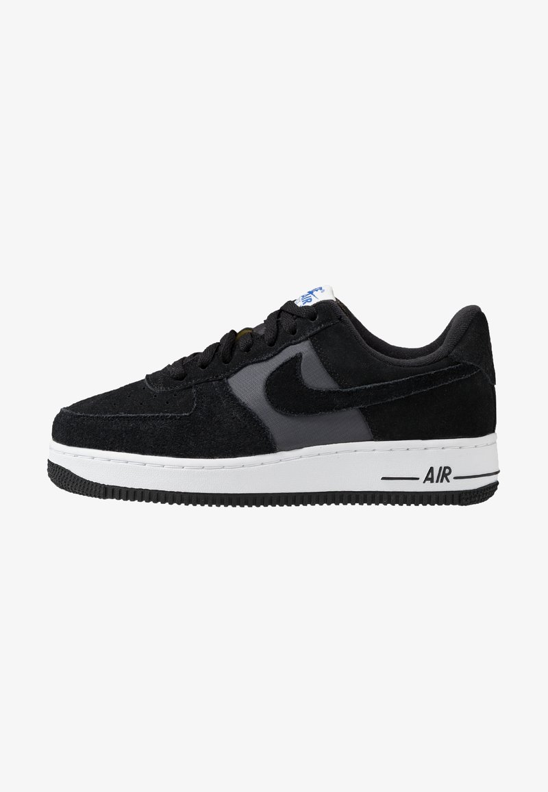 Nike Sportswear - AIR FORCE 1 '07 1FA19 - Tenisky - black/game royal/white/sail