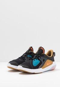 Nike Sportswear - JOYRIDE  - Sneakers laag - black/total orange/wheat/anthracite - 2