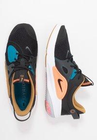 Nike Sportswear - JOYRIDE  - Sneakers laag - black/total orange/wheat/anthracite - 1