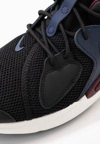 Nike Sportswear - JOYRIDE  - Tenisky - black/starfish/midnight navy/midnight turquoise/night maroon/white - 5