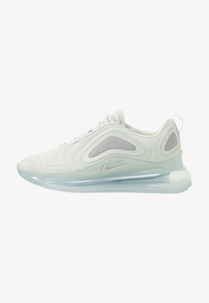 AIR MAX 720 - Sneakersy niskie - lite bone/volt/white/reflect silver