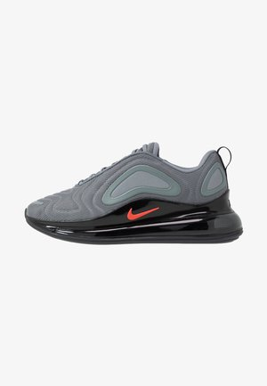 AIR MAX 720 - Sneakers - cool grey/bright crimson/black/reflect silver