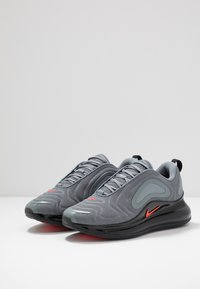 Nike Sportswear - AIR MAX 720 - Baskets basses - cool grey/bright crimson/black/reflect silver - 2