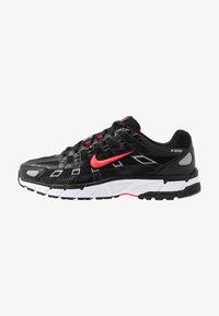 Nike Sportswear - P-6000 - Zapatillas - black/bright crimson/white/metallic silver - 0