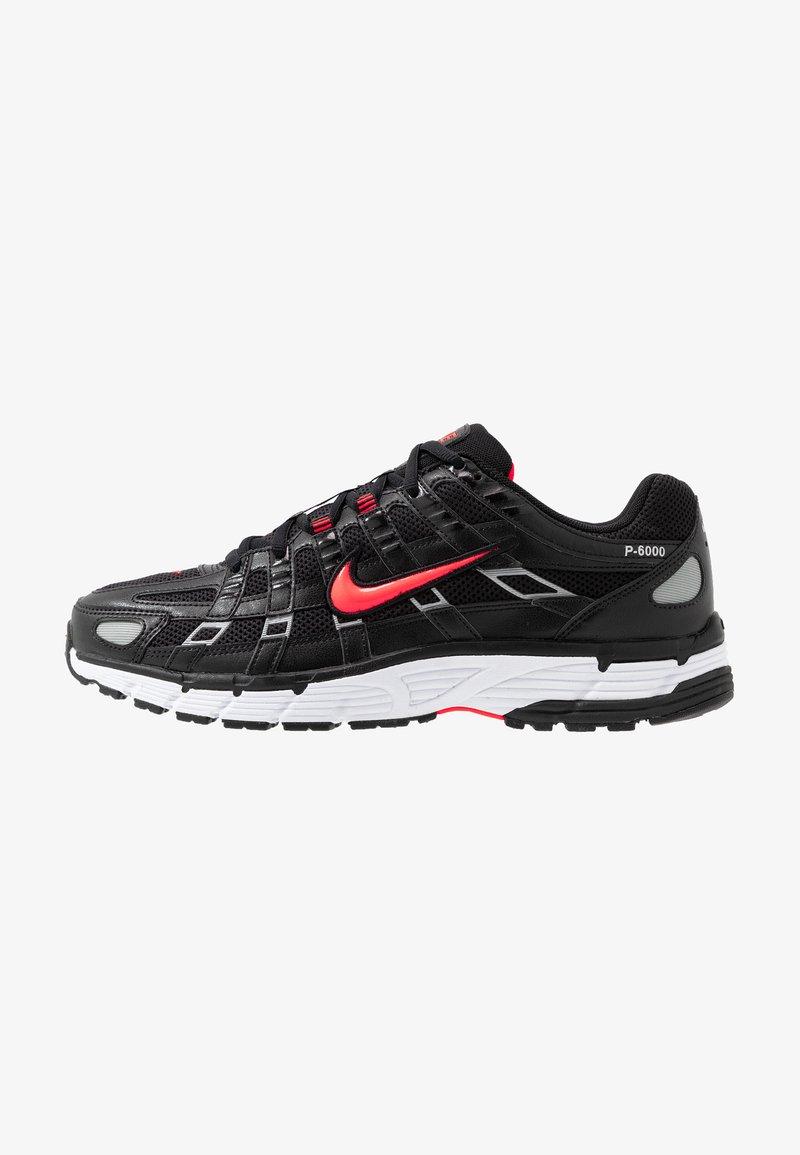 Nike Sportswear - P-6000 - Zapatillas - black/bright crimson/white/metallic silver