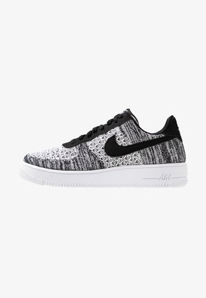 AIR FORCE 1 FLYKNIT 2.0 - Sneakers basse - black/pure platinum/white