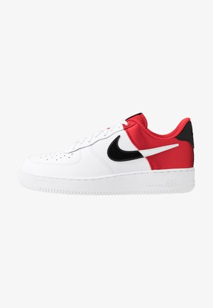 AIR FORCE 1 '07 LV8 - Sneakers basse - university red/white/black/white