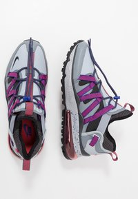 Nike Sportswear - AIR MAX 270 BOWFIN - Matalavartiset tennarit - cool grey/black/concord/wolf grey/dark grey/ember glow - 2