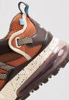 Nike Sportswear - AIR MAX 270 BOWFIN - Joggesko - dark russet/light current blue/baroque brown/muslin