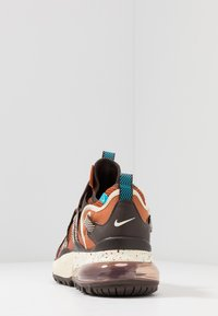Nike Sportswear - AIR MAX 270 BOWFIN - Sneakers - dark russet/light current blue/baroque brown/muslin - 4