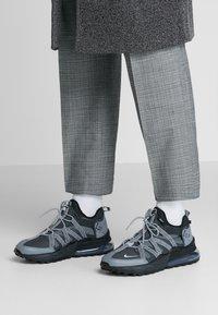 Nike Sportswear - AIR MAX 270 BOWFIN - Sneakers laag - anthracite/metallic silver/cool grey/black/wolf grey - 0