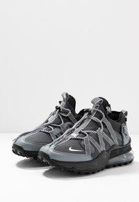 Nike Sportswear - AIR MAX 270 BOWFIN - Sneakers laag - anthracite/metallic silver/cool grey/black/wolf grey - 3
