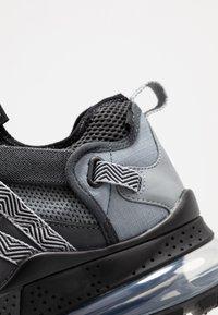 Nike Sportswear - AIR MAX 270 BOWFIN - Sneakers laag - anthracite/metallic silver/cool grey/black/wolf grey - 8