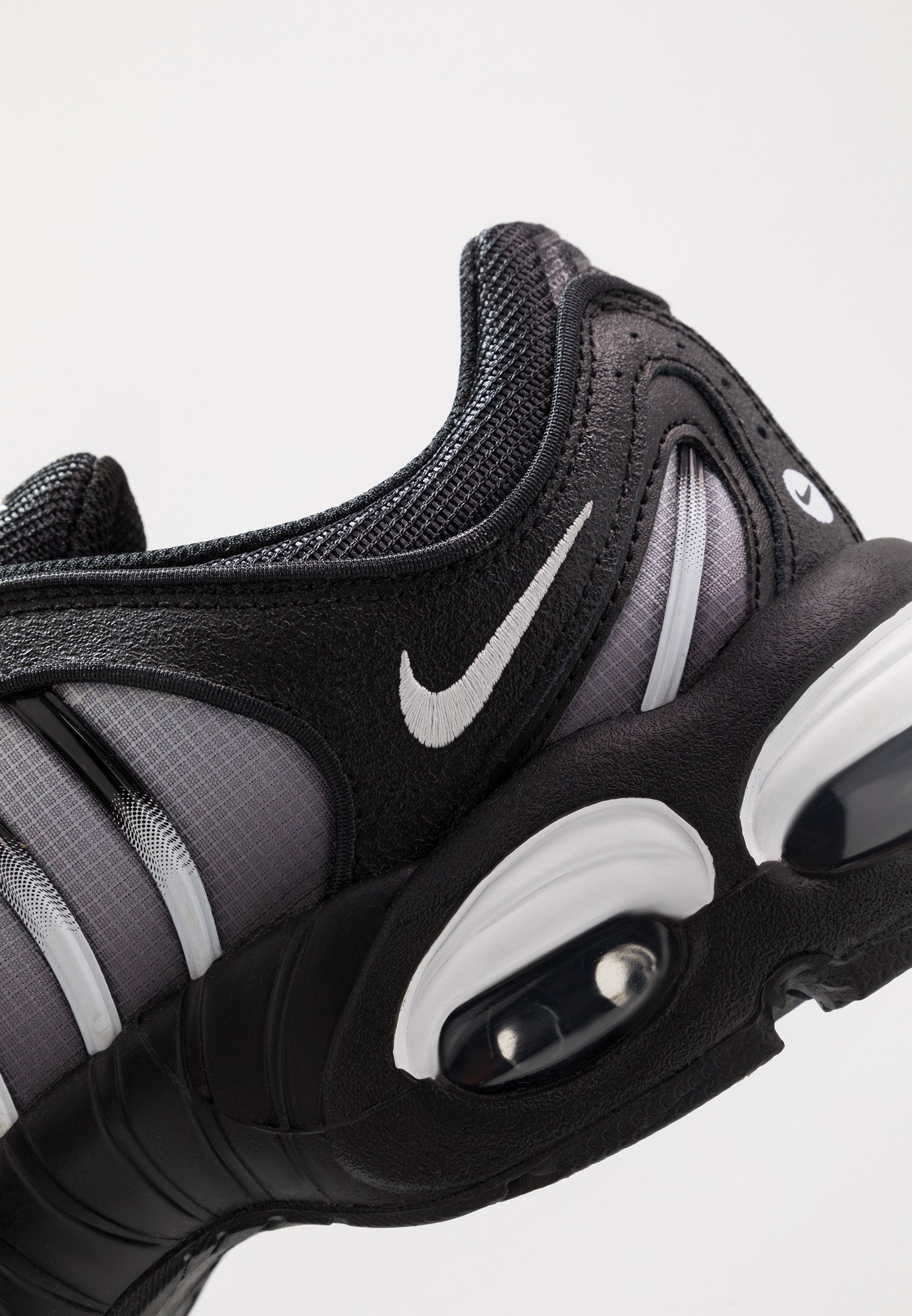 AIR IVBaskets MAX TAILWIND basses Sportswear black Nike white OuPZXikTw