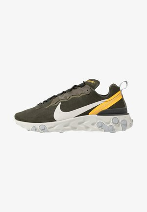 REACT ELEMENT 55 - Baskets basses - sequoia/light bone/universe gold