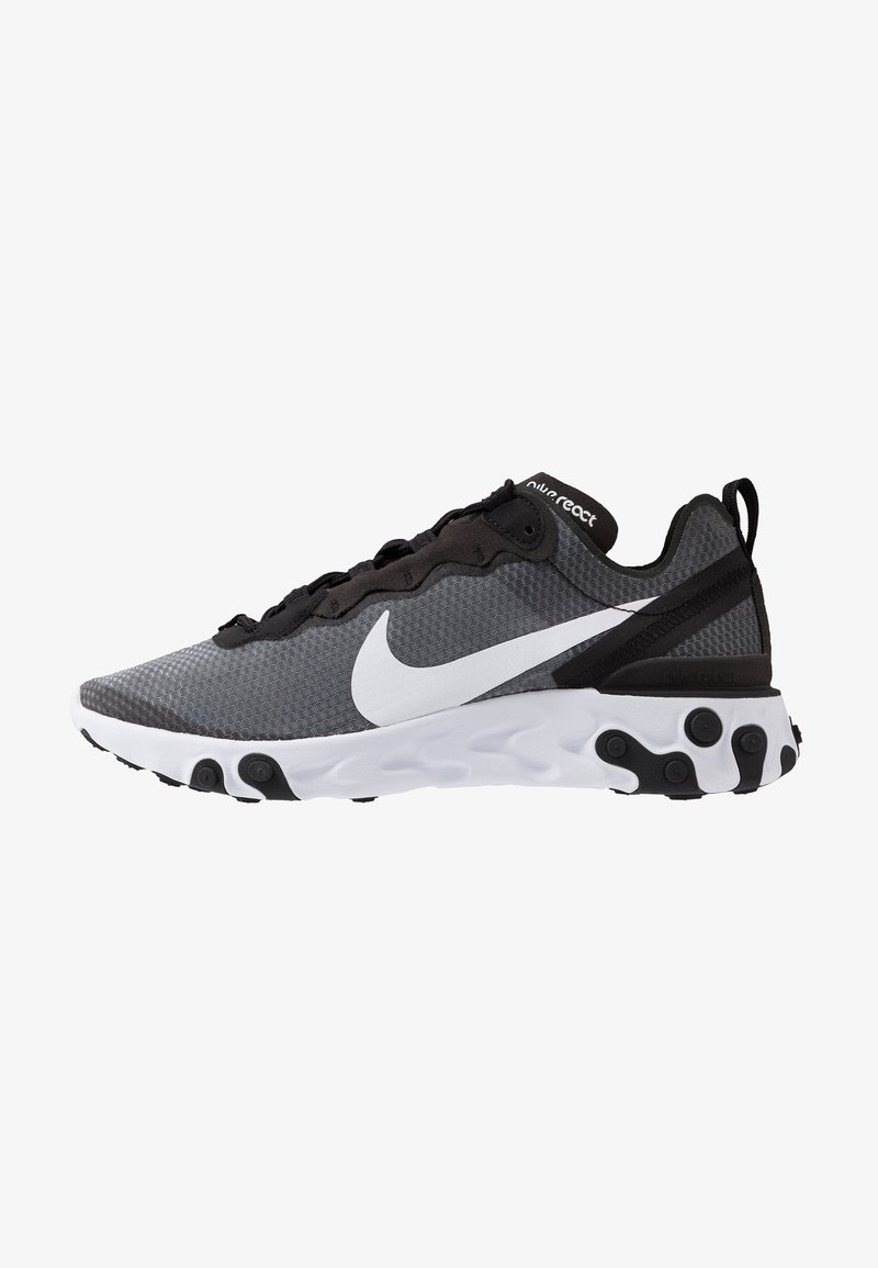 Nike Sportswear - REACT 55 SE - Trainers - black/white