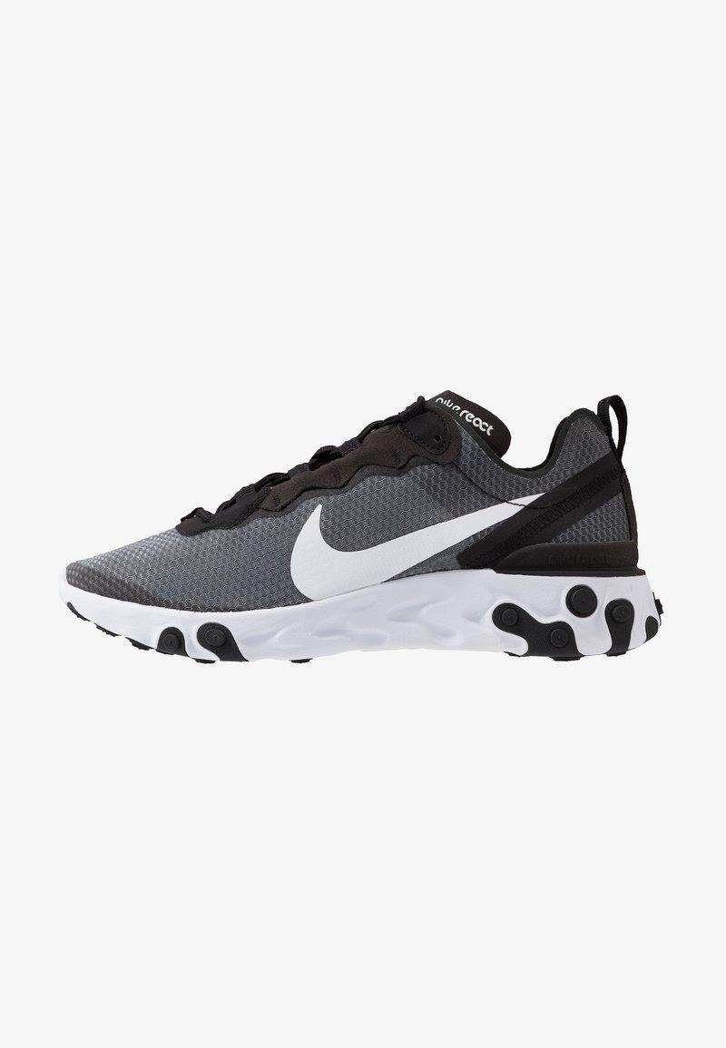 Nike Sportswear - REACT 55 SE - Zapatillas - black/white