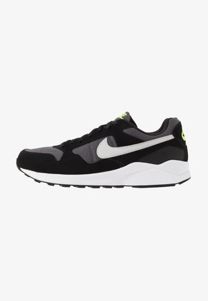 AIR PEGASUS '92 LITE SE - Sneakers - black/pure platinum/grey/electric green/white