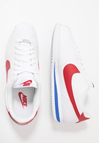 Nike Sportswear - CORTEZ BASIC - Sneakers laag - white/varsity red/varsity royal - 1