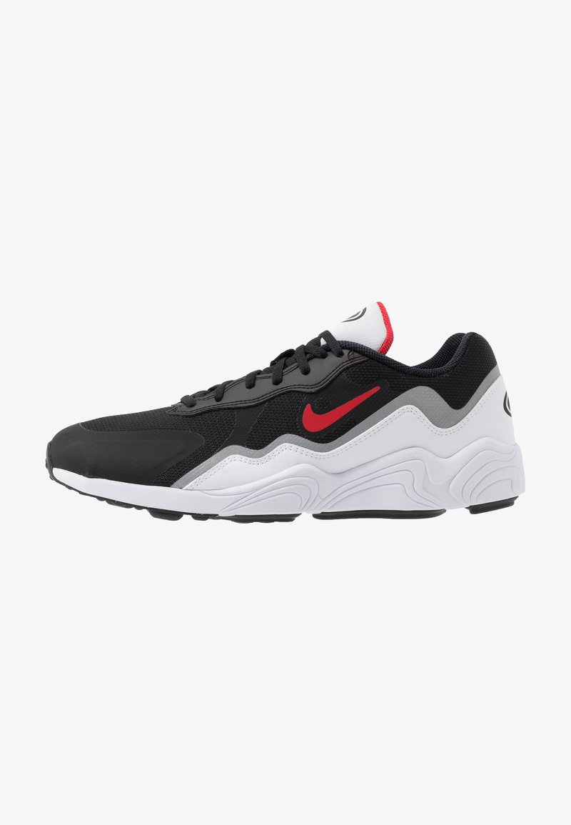 Nike Sportswear - ALPHA LITE - Baskets basses - black/university red/white/reflective silver